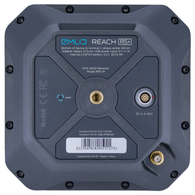 GPS EMLID REACH RS+ (BASE Y ROV